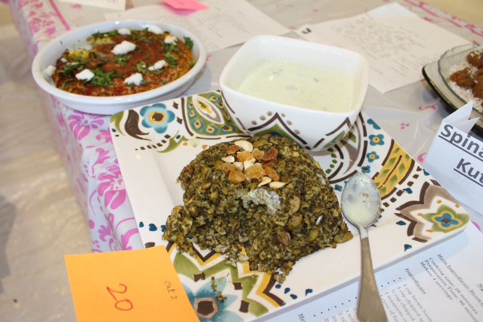 Sizzle Indian Kitchen Menu