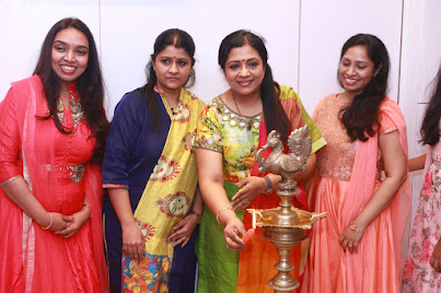 Celebrities inaugurates Sankalp The Boutique Stills