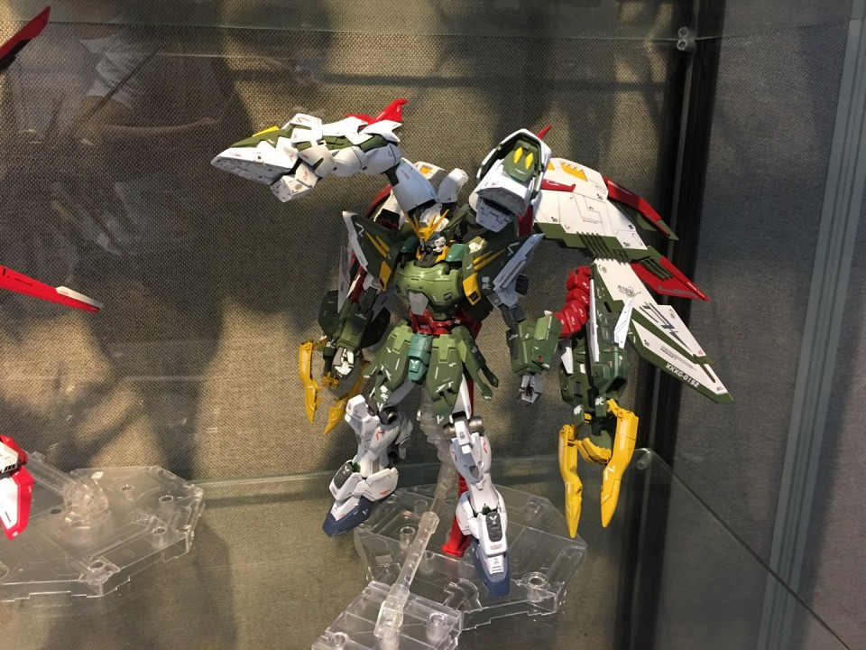 Custom Build: MG 1/100 Gundam Epyon Nataku Custom