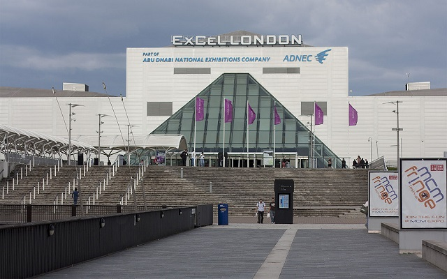 "Excel London - part of ""Abu Dhabi National Exhibitions Company"""