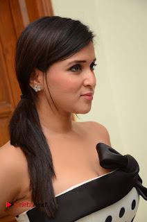 Actress Mannara Chopra Pictures at Jakkanna Audio Launch  0109