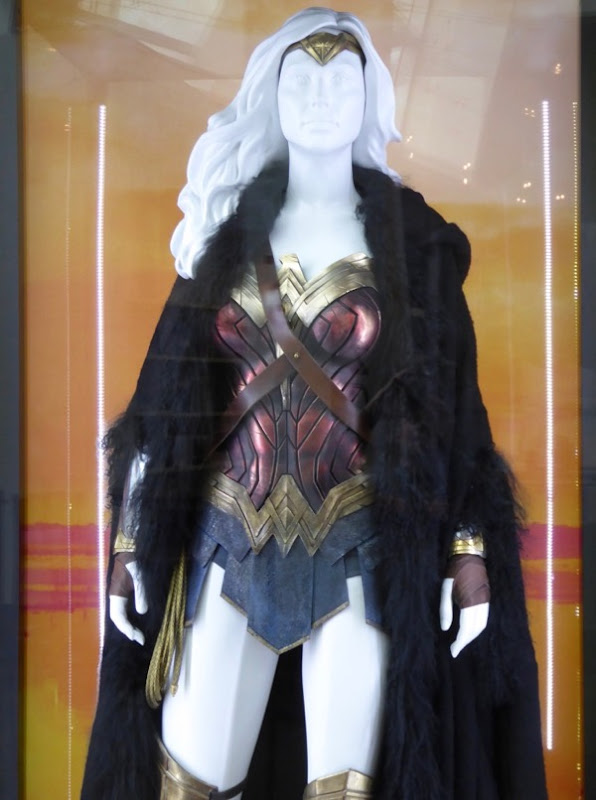 Wonder Woman 2017 movie costume