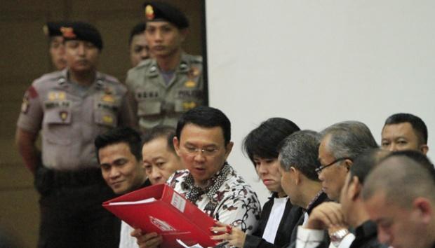 GNPF MUI Sebut Keterangan Ahli Justru Buktikan Niat Ahok Nistakan Agama