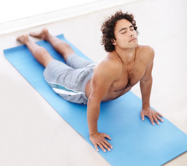 Yoga-8 lợi ích bất ngờ dành cho nam giới