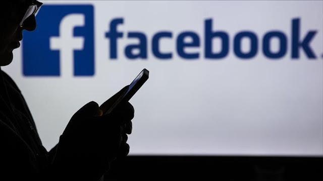 Medsos Facebook Akui Sedot Kontak Email Dari Pengguna Sejak 2016