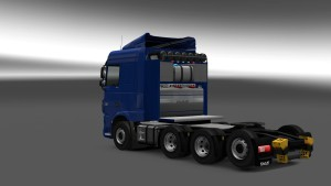 DAF XF Euro 6 Heavy Haulage Chassis