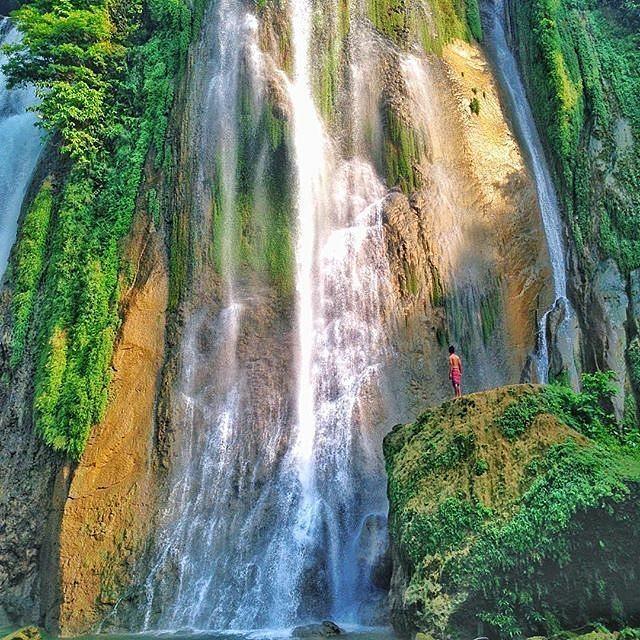 Info Lengkap Wisata Curug Cikaso Sukabumi Update Pengetahuanmu