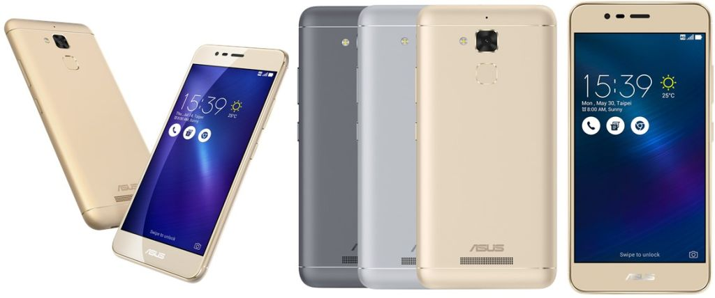 Asus ZenFone 3 Max (ZC520TL) (2016) with Specifications