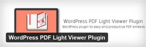Pdf Embed Content Plugin