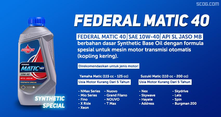 Federal Matic 40