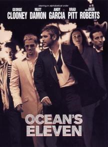 11 Tên Cướp Thế Kỷ Ocean's Eleven