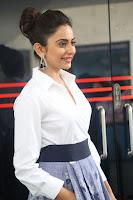 Rakul Preet Singh looks super cute in White Shirt and Skirt at Jaya Janaki Nayaka press meet 10.08.2017 009.JPG