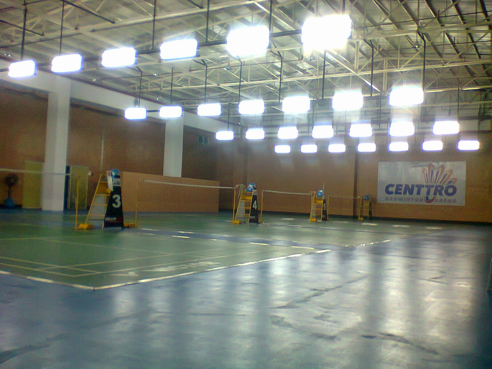 Centtro Badminton Arena