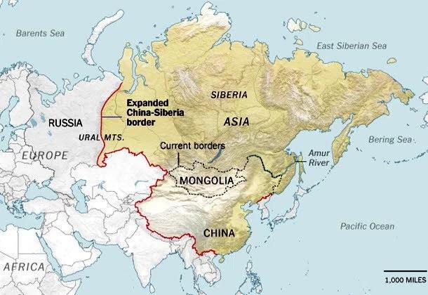 Lufta Ruso-Kineze e Siberisë