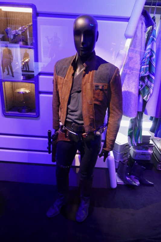 Young Han costume Solo Star Wars