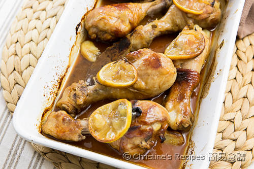 Baked Honey Lemon Chicken Drumsticks02