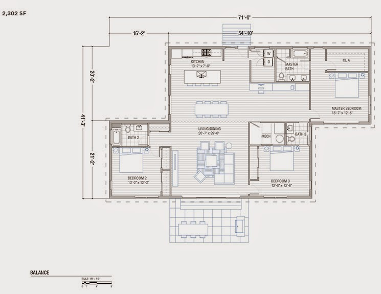 The Merryweather House: Links and Floor Plans