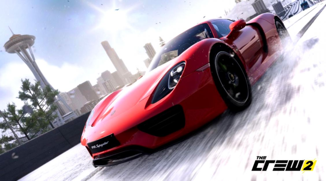 The Crew Video Game | Elegant Wallpapers
