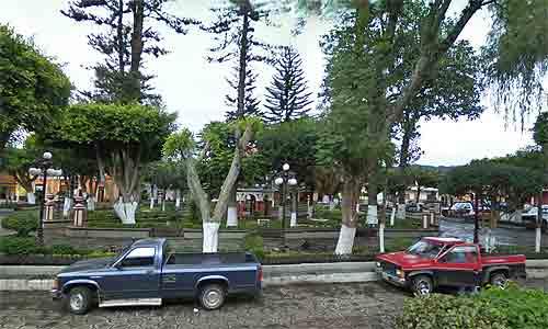 Fiestas de San Mateo Apóstol en Naolinco