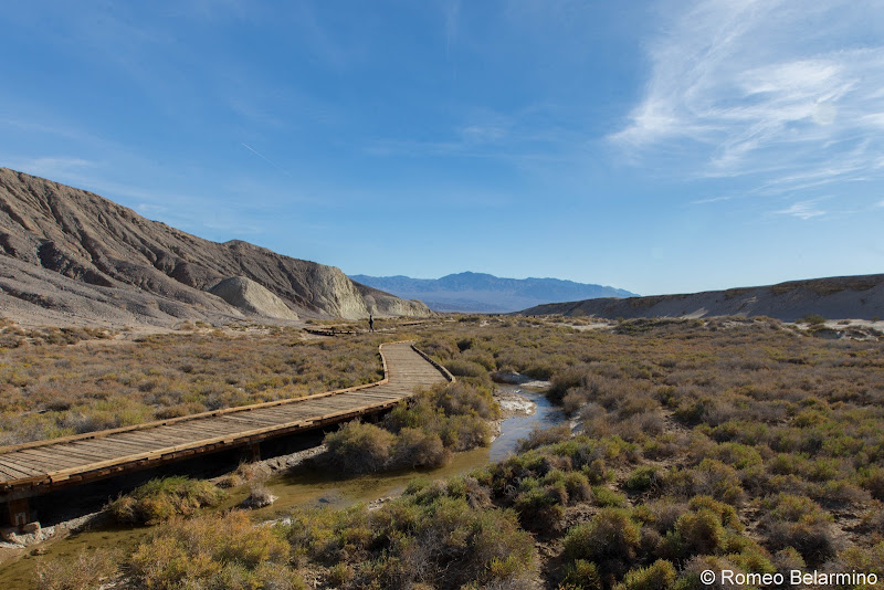 Salt Creek Trail Death Valley Road Trip Itinerary