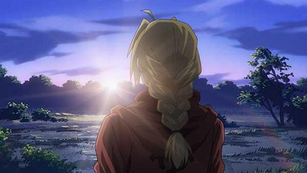 Gerhana di anime - Fullmetal Alchemist