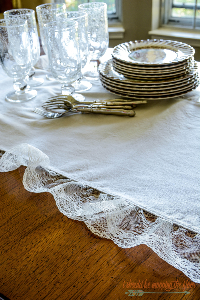 Pretty Table Runner