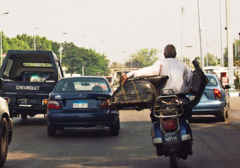 Only In Egypt