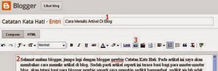 Cara-Menulis-Artikel-Di-Blog