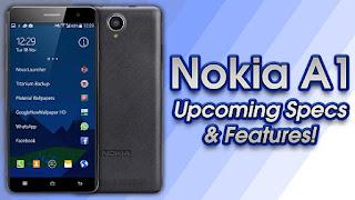 Nokia kembali bangkit  dengan smartphone Nokia A1, Nokia C1 dan Nokia N1