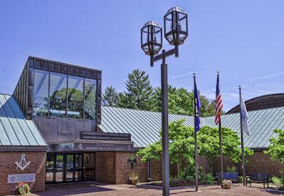 Supreme Council, 33° Headquarters. Scottish Rite, NMJ. Lexington, MA