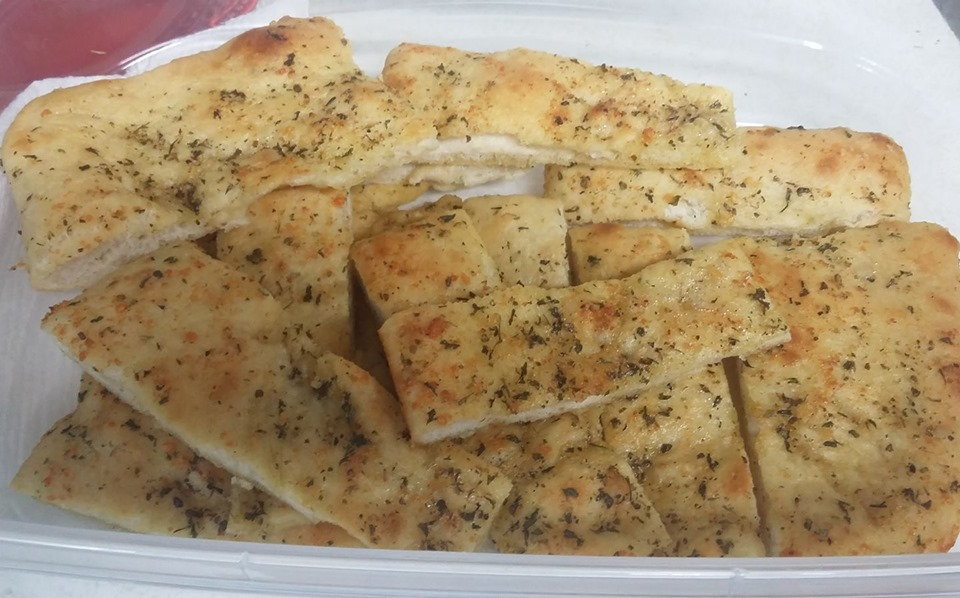 Super Easy Breadsticks