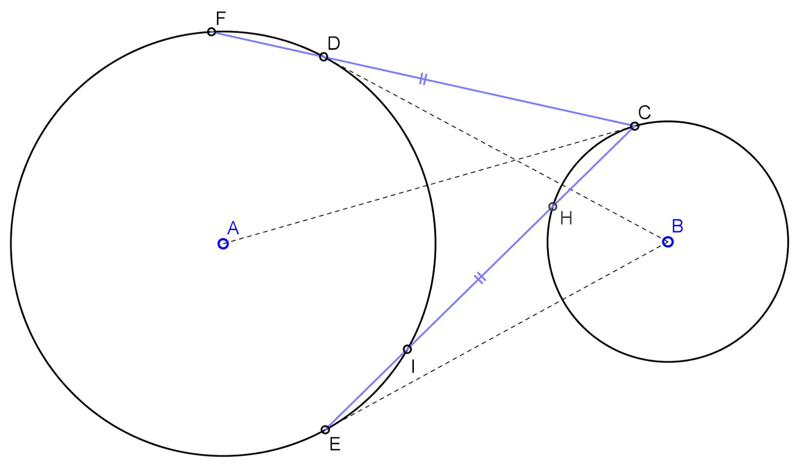 Congruent Circles Tangent Worksheet