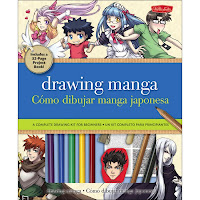 Drawing Manga Kit