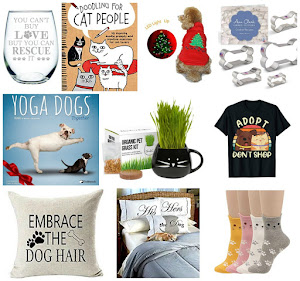 Gifts for Your Pets (and Pet Owners!)