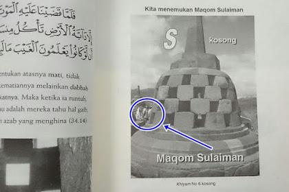 Masya Allah... Ahli Matematika Muslim Ini Sebut Nabi Sulaiman Meninggal Di Indonesia, Begini Penjelasannya