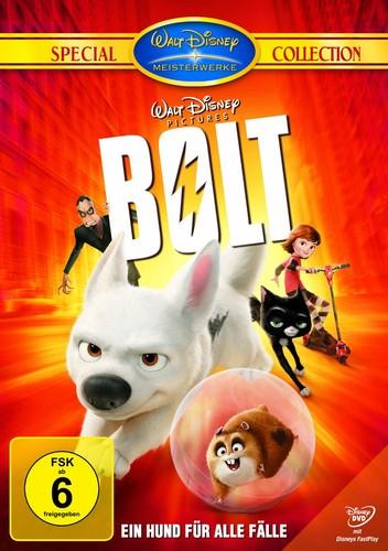 Bolt (2008) [BRrip 1080p] [Latino] [Animación]