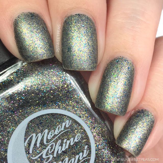Moon Shine Mani Supreme Executive Power