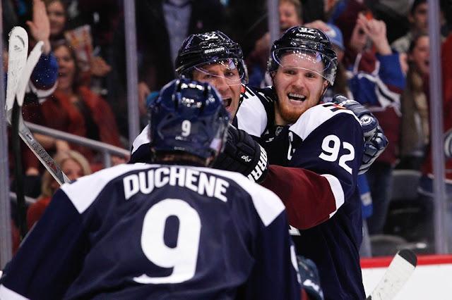 NHL Rumours: Duchene, Barrie, Landeskog