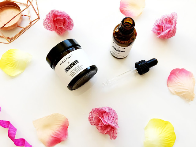 Organic and Botanic Skincare