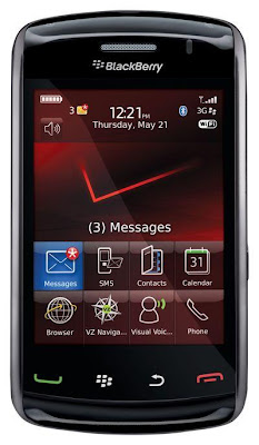 Harga Blackberry Storm 2 Odin 9550 Terbaru