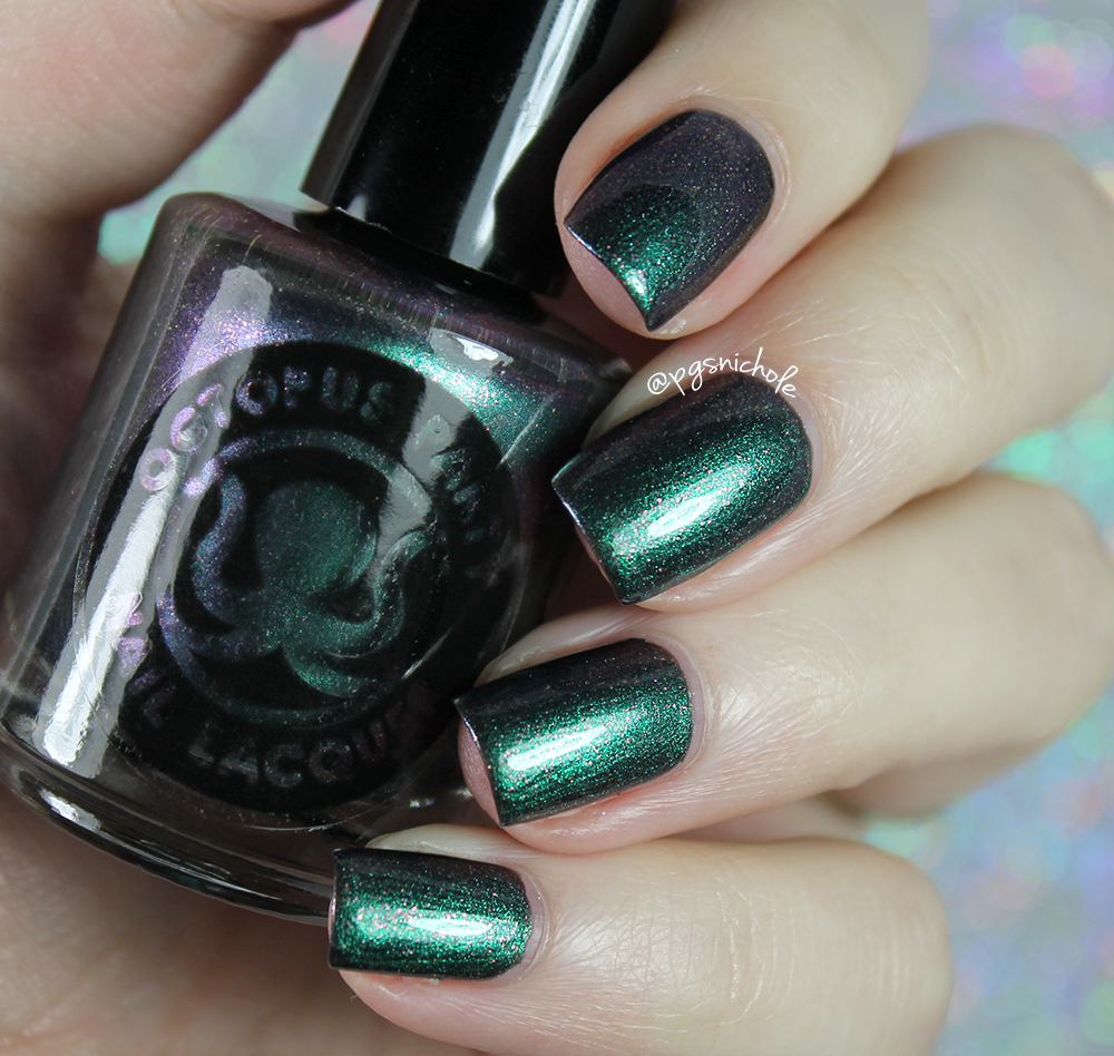 Bedlam Beauty: Octopus Party Nail Lacquer | A Game of Thrones ...