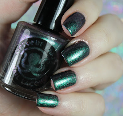 Octopus Party Nail Lacquer  I Drink and I Know Things | A Game of Thrones Inspired Collection