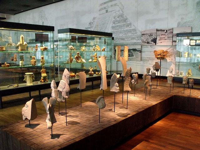 Coleção Américas do Museu Dahlem em Berlim