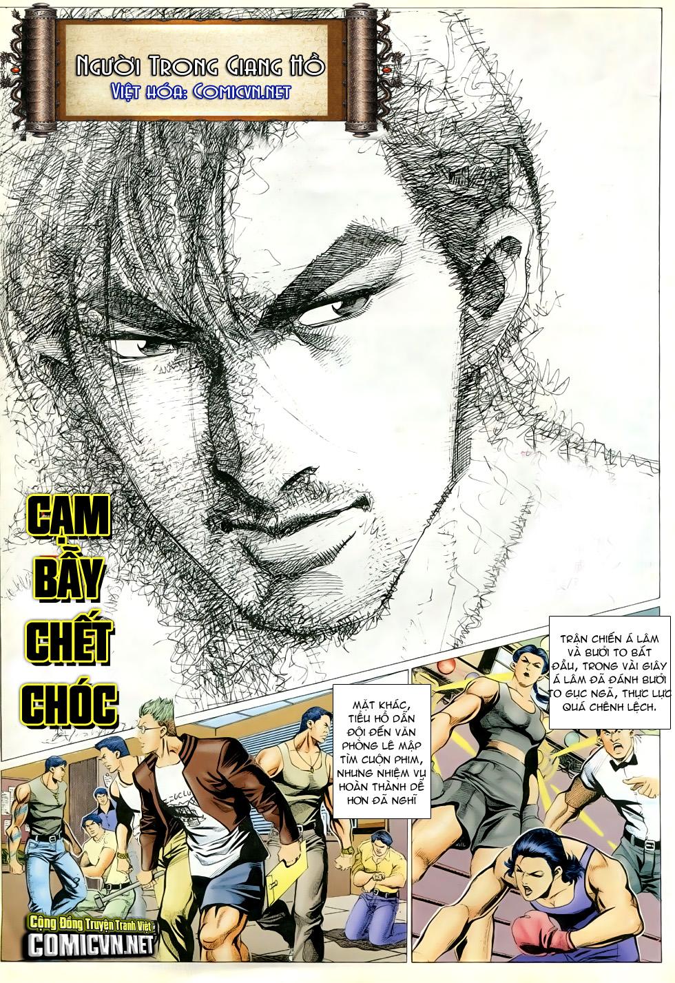 Người Trong Giang Hồ chapter 294 trang 2