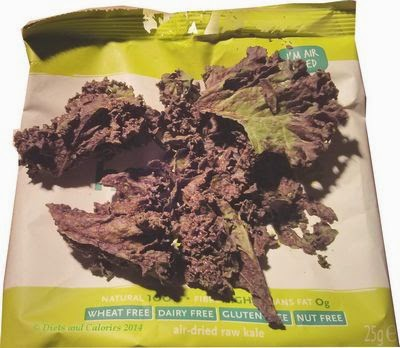 Happy Kale Carob & Coconut Snack Review