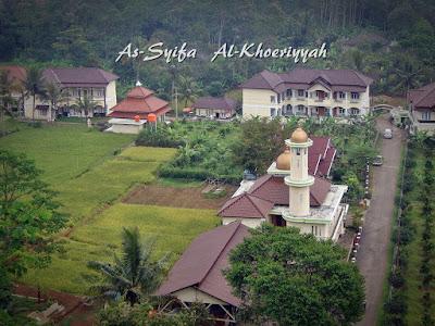 lowongan as-syifa boarding school subang