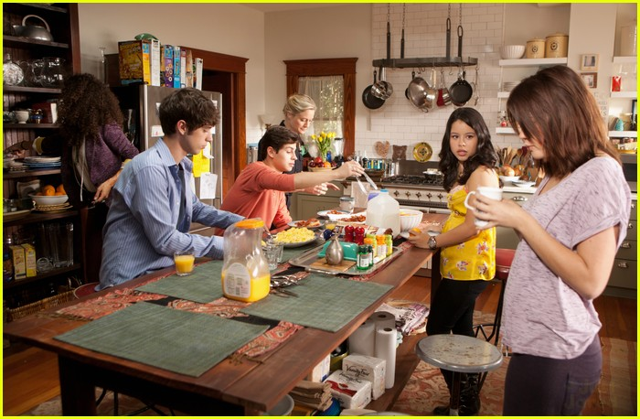 the fosters season 1 episode 5 coke and popcorn