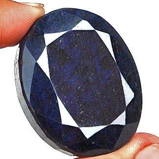 Sapphire (Nilam) Stone
