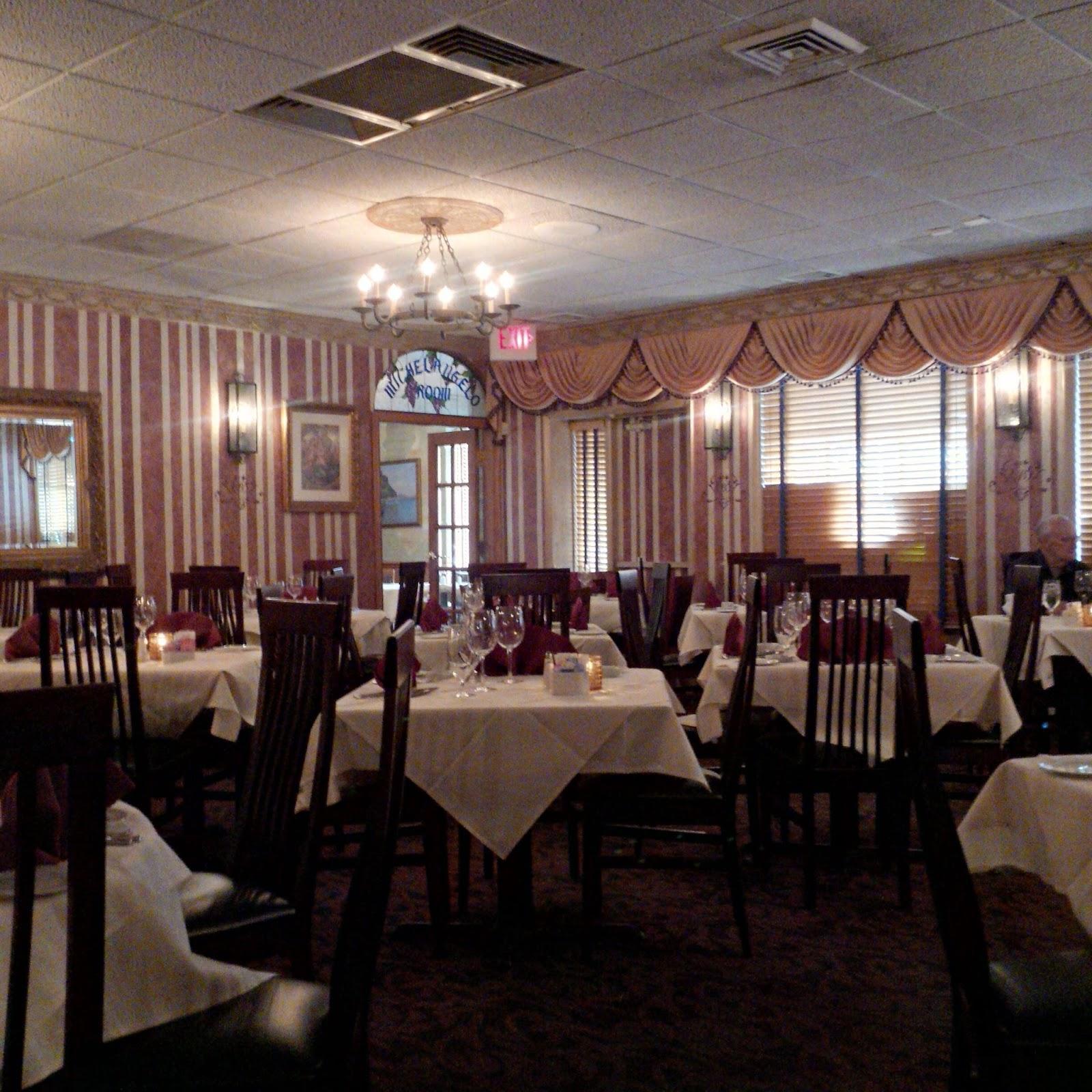 Vienna Virginia: Northern Virginia Restaurant Blog: Ristorante Bonaroti