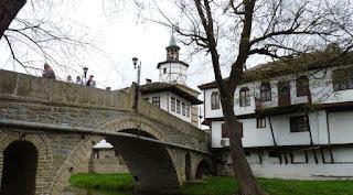 Tryavna, Bulgaria. Puente de Piedra.